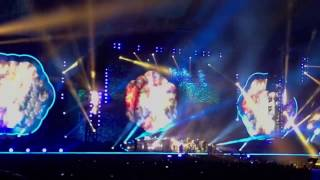 Coldplay-Birds live in AHFOD Tour Tokyo 19/04/17