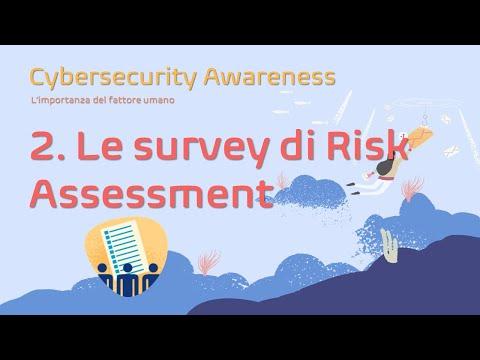 [2] Le survey di Risk Assessment