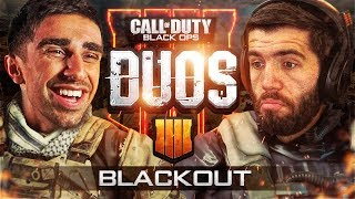 🔴 LIVE DUOS! - CoD BLACKOUT - Black Ops 4 Battle Royale thumbnail