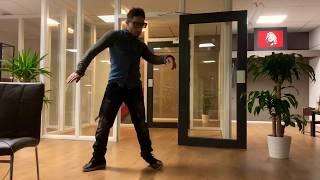 ROBOT Dance | She Said - NoXuu | Freestyle (dance) Elyas