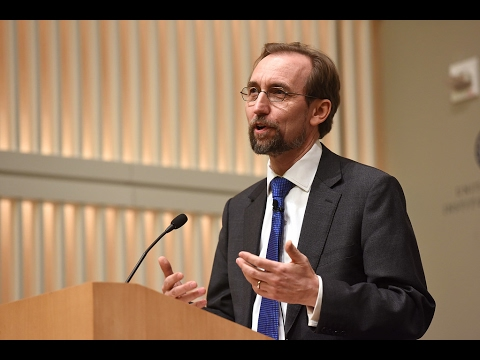 U.N. Human Rights Chief on His 'Impossible Diplomacy'