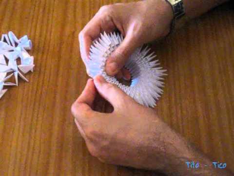 Papiroflexia modular cisne youtube - Papiroflexia paso a paso ...