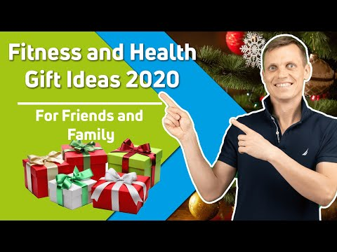 9 Fitness and Health Gift Ideas 2020