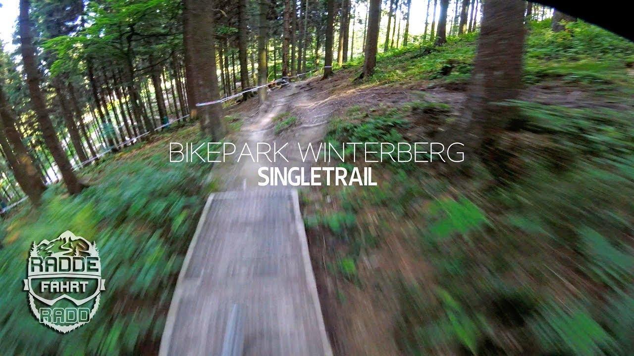 Winterberg single trail