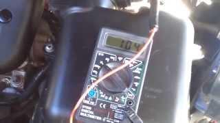 видео ВАЗ 2110 инжектор - расход топлива 1.5, 1.6