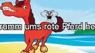 das rote pferd - vollker racho