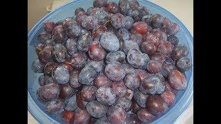 Яблочно сливовое пюре