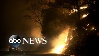 Tennessee Prosecutors Say Wildfires Were Intentional