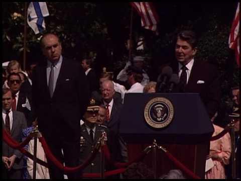 President Reagan's Arrival Ceremony Remarks for President Sanguinetti of Uruguay on June 17, 1986