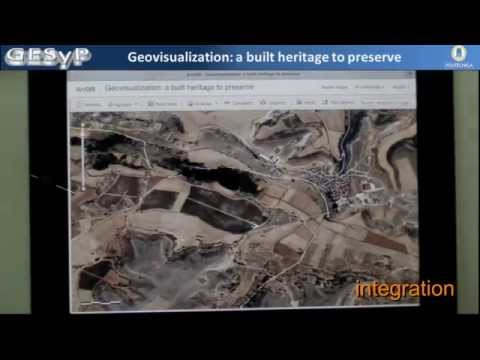Geovisualization: a built heritage to preserve
