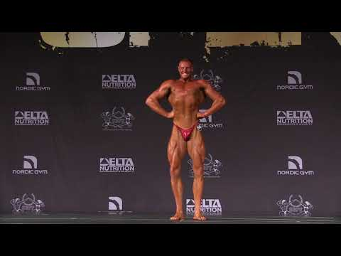 2019 Nordic Shape Open - Classic Bodybuilding Over 180cm Free Posing
