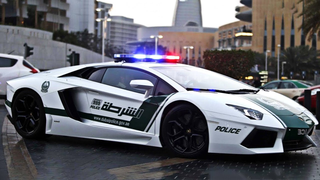 The Dubai Police Force Will Blow Your Mind - YouTube