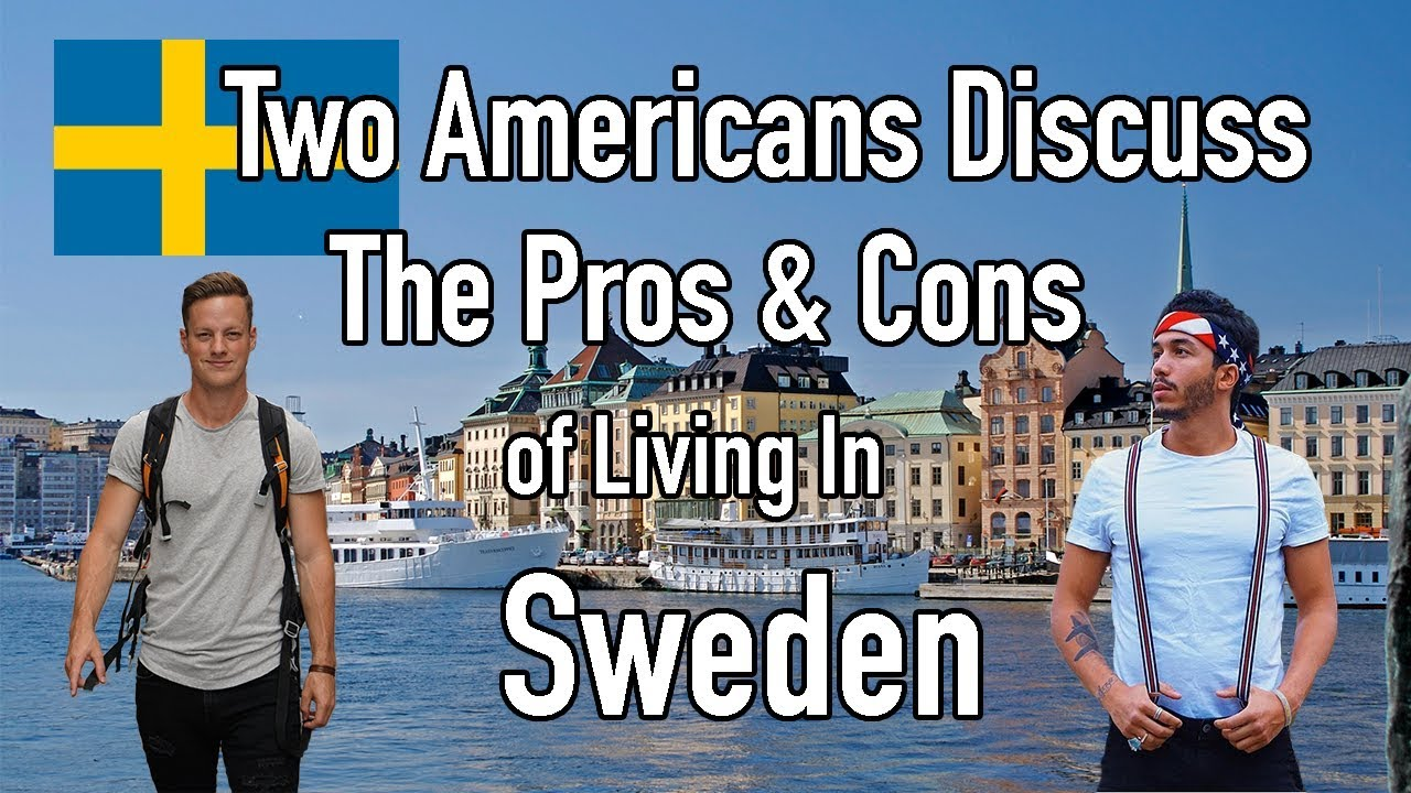 Download Two Americans Discussing The Pros & Cons of Living In Sweden