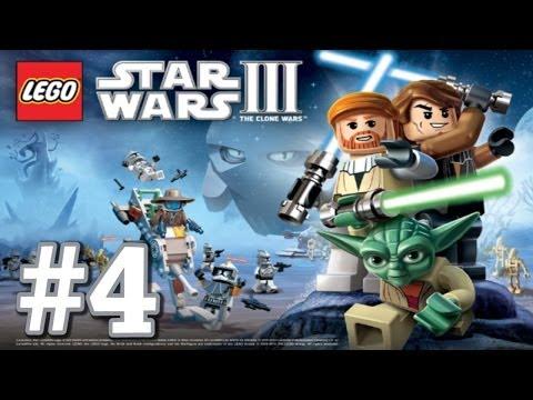 LEGO Star Wars 3 TCW Прохождение #2 Сорванные башни