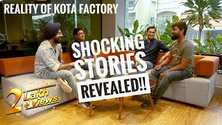Kota Factory - Reality - Truth REVEALED by IITians
