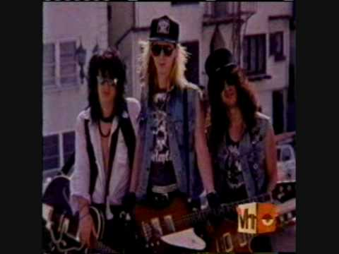 Guns N' Roses - VH1 Behind the Music (part 1)