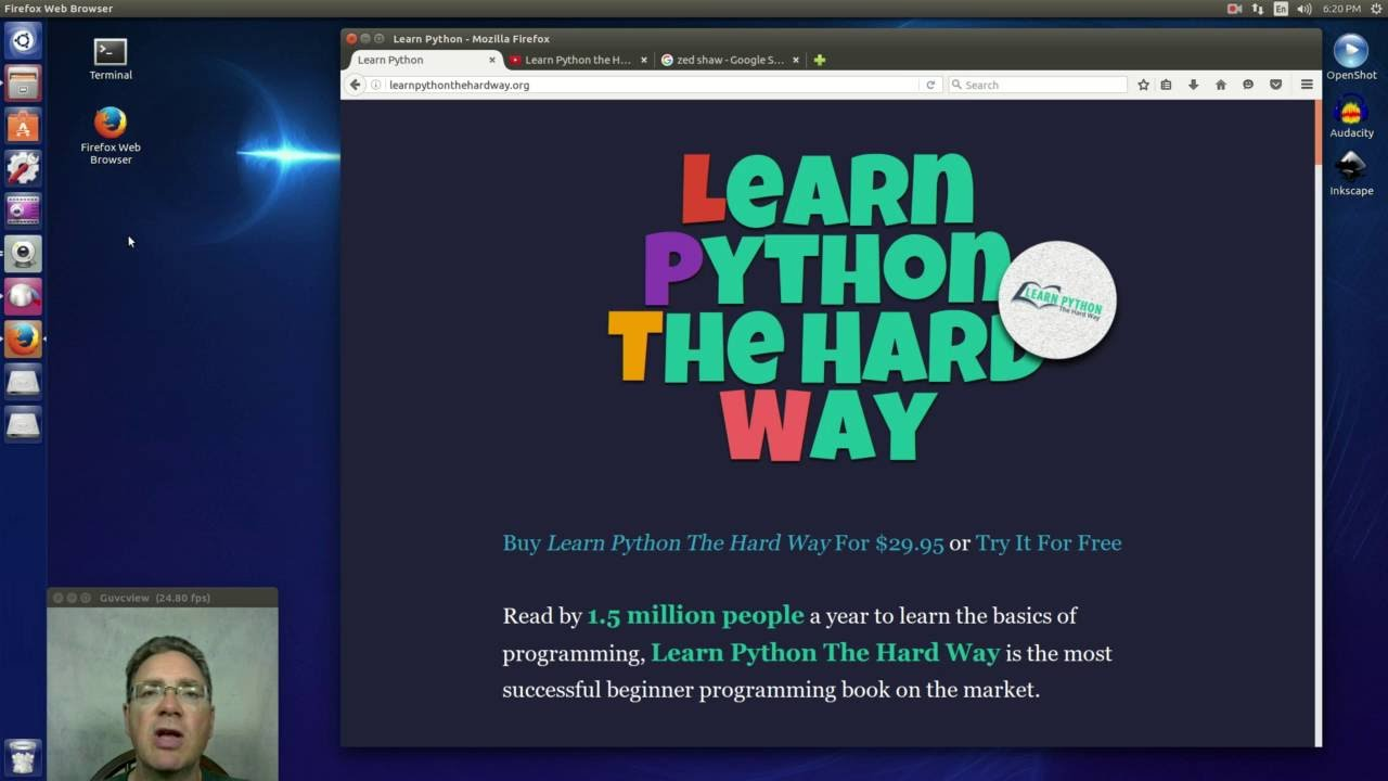 Learn Python The Hard Way - Review