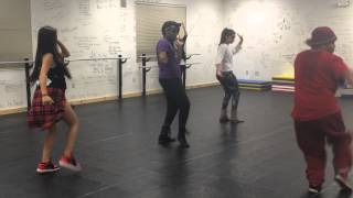 "Sean Paul - Temperature (Choreography) A&G Dance Studio, Danele Grant ""Mr.D"" Hip Hop Class."