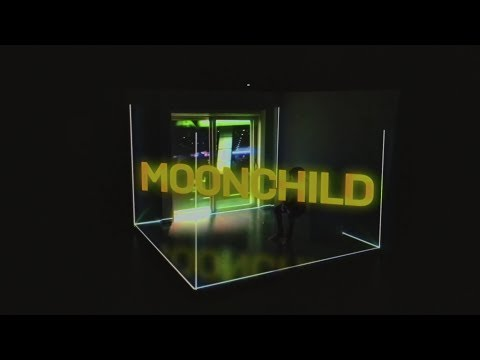 RM 'moonchild' Lyric Video Mp3