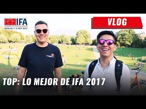 #IFA2017: Top con los mejores gadgets de la feria en Berlín