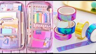 WOW! 10 BACK to SCHOOL DIY School Supplies and School Hacks#2