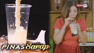 Pinas Sarap: Bakit patok na patok ang milk tea sa mga Pilipino?