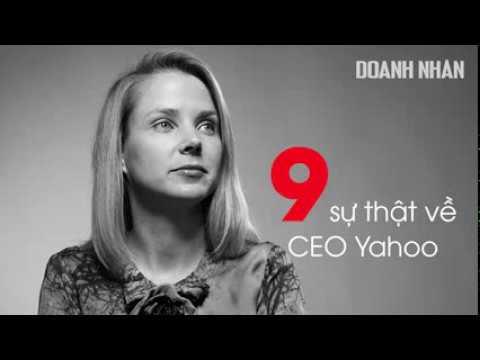 Marissa Mayer - nữ CEO xinh đẹp của Yahoo