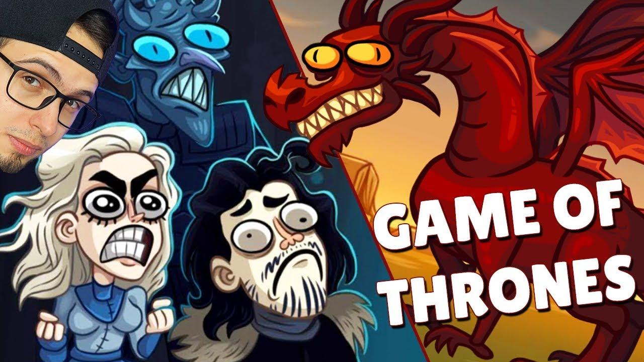 Ati vazut Game of Thrones? Hai sa va TROLLEZ!