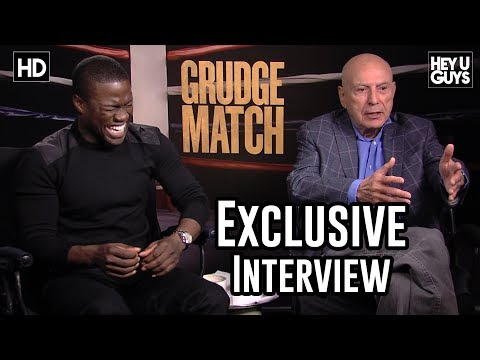 Kevin Hart & Alan Arkin Grudge Match Exclusive
