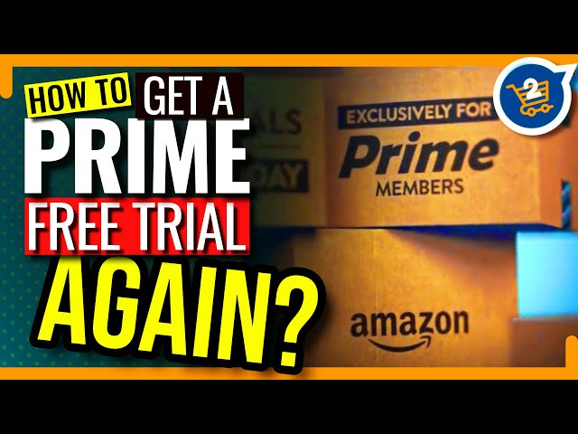 Amazon Prime Free Trial - How To Extend It To 60 Days (Instead Of Just 30  Days) FREE!