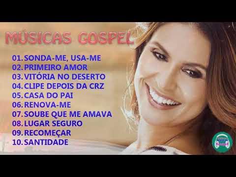 ALINE BARROS – As melhores Músicas gospel mais tocadas 2018 – ATUALIZADAS |  Mp3 Download