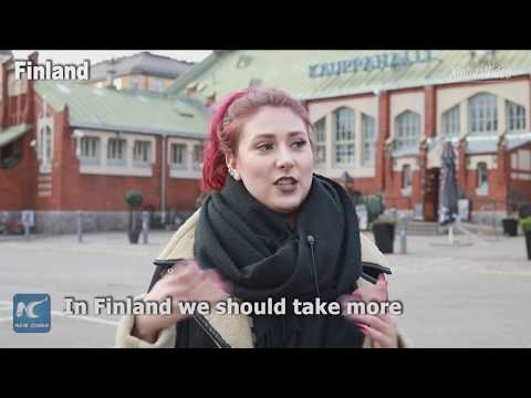 VOX POP: What do foreigners say about...