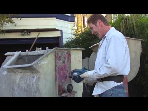 Plastering, stucco, or mortar mixers, maintenance tips - YouTube