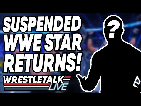 Suspended WWE Star Returns On SmackDown! WWE SmackDown Jan. 10, 2020 Review! | WrestleTalk Review