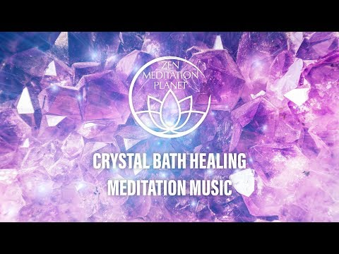 Crystal Bath Therapy Music - Ultimate Spa Relaxation