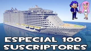 ESPECIAL 100 SUSCRIPTORES