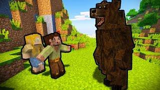 OMAL NAS NIE ZAŁATWIŁ! - Minecraft EWO