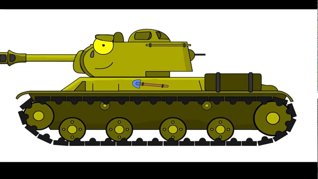 Раскраска в паинте танк