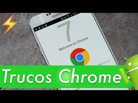 Top 7 Ajustes para mejorar Chrome en ANDROID - Trucos 2016