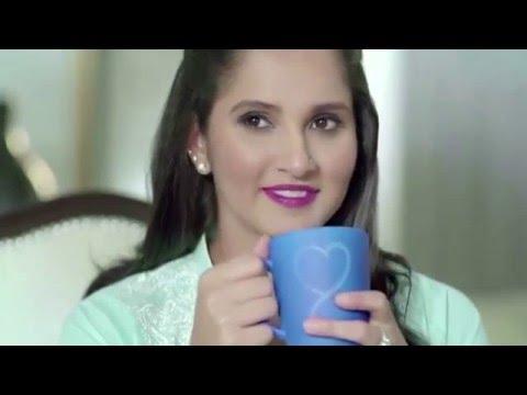 Sania Mirza ,Shoaib Malik Ad Viral in Pakistan  Latest  2016   Adda