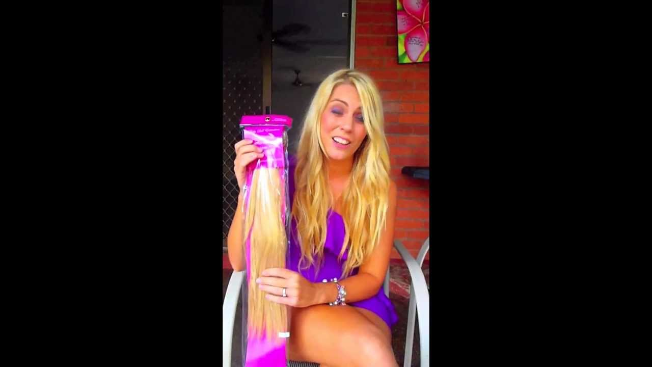 Baby doll hair extensions review youtube pmusecretfo Gallery