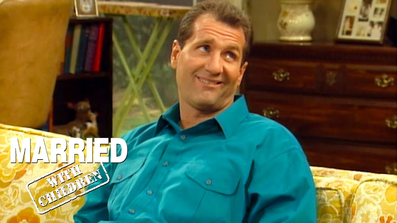 Everyone Wants Al's Cash   Married With Children