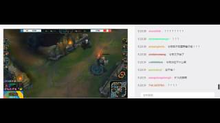 Asian games 2018 LOL grand final CN vs KR game 3 with Twitch chat reaction