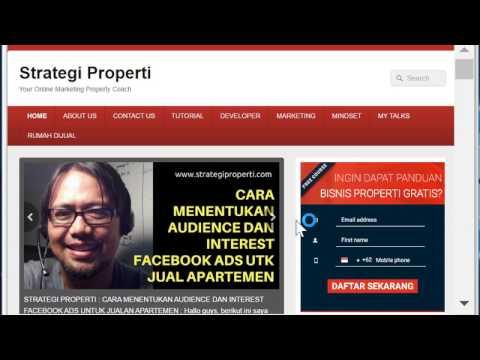 Live kelas jakarta - SB1M - Bang Omar Property online