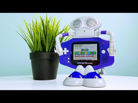 The Robot GameBoy Accessory!