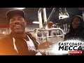 Dexter Jackson And Kai Greene Training | East Coast Mecca