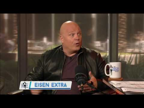 "Actor & Musician Michael Chiklis on New Album ""INFLUENCE"" - 8/2/16"