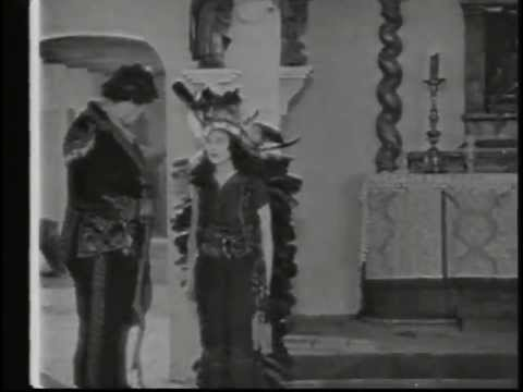 "Excerpts from ""SUZANNA"" (1922) -- Mabel Normand"