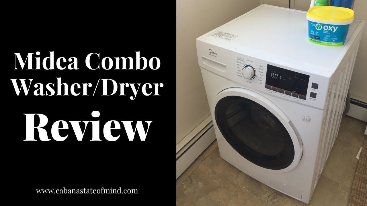 2 In 1 Combo Washer Dryer Review Youtube