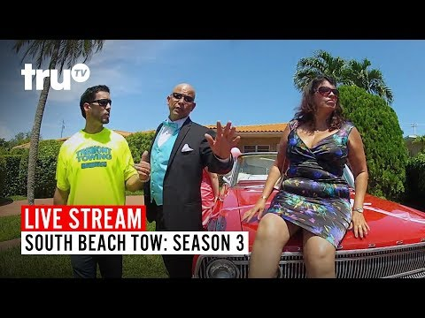 Watch FULL EPISODES Of South Beach Tow: Season 3 | LIVE STREAM | TruTV